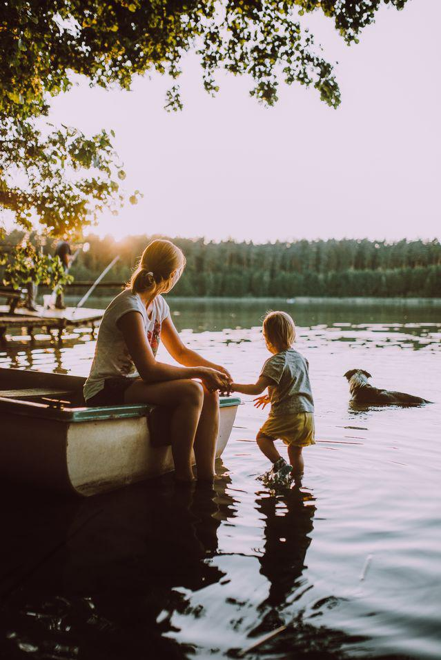 Connecting with Your Children Authentically in a Wired World