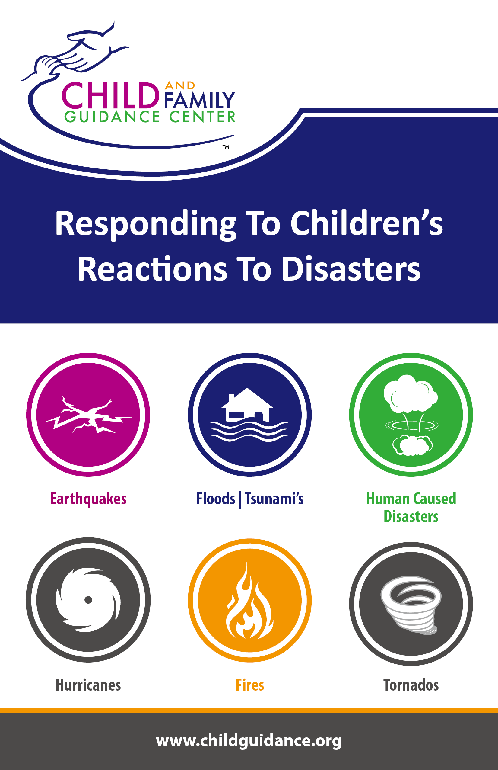 When Disasters Strike: How to Talk to Your Child