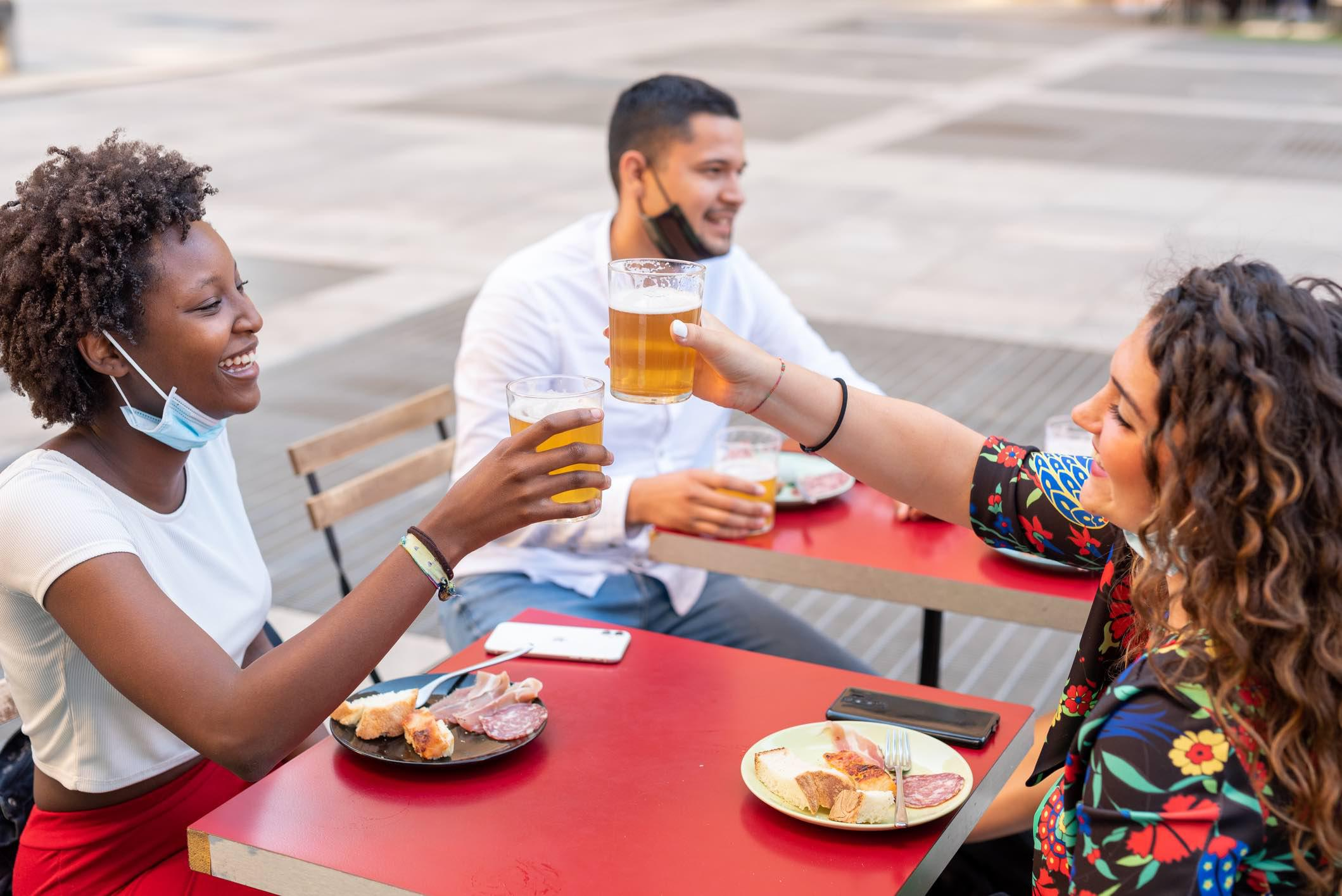 Six Tips for Socializing After You've Been Vaccinated
