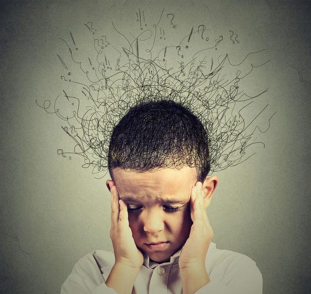 Are Anxious Kids' Brains Wired Differently?