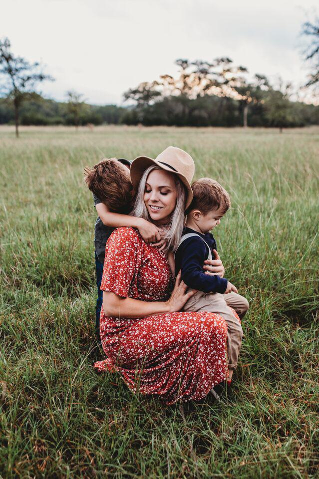 How to Connect With Your Kids When Co-Parenting Is Hard
