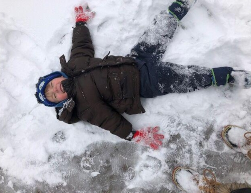 How Parents and Kids Can Both Stay Sane This Winter