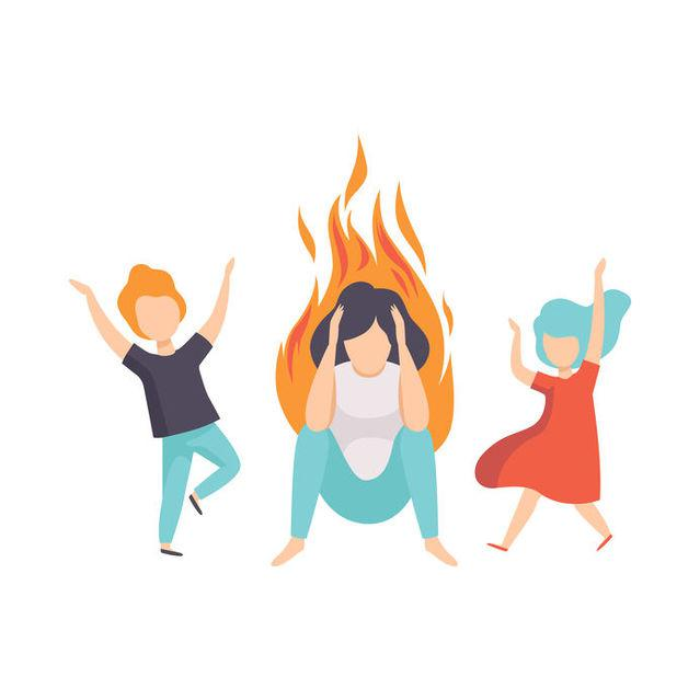 Burned Out Is Not Burned Up: Two Fixes For Parental Burnout