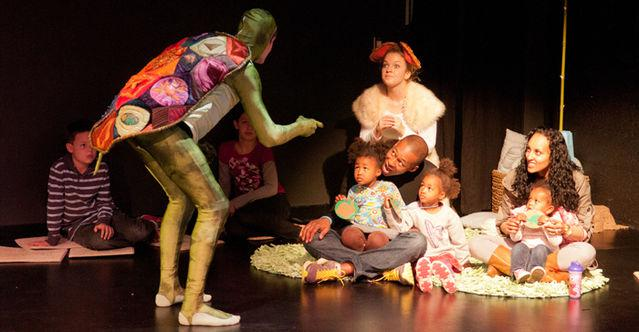 Developing Wonder: Theatre for Babies?