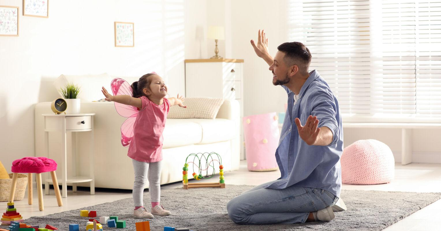 How to Structure Special Time With Your Child