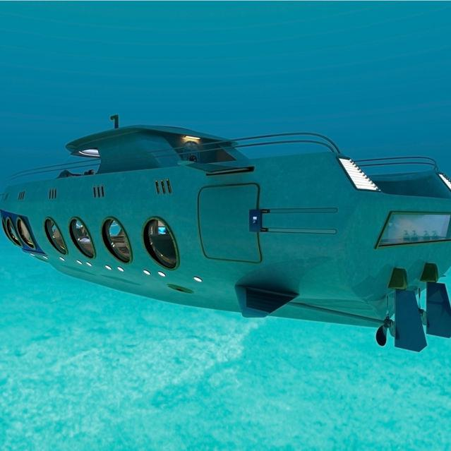 It's Like Living in a Submarine!!!
