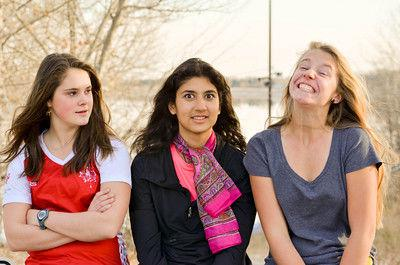 Girls' Friendships and Depression: A Double-Edged Sword