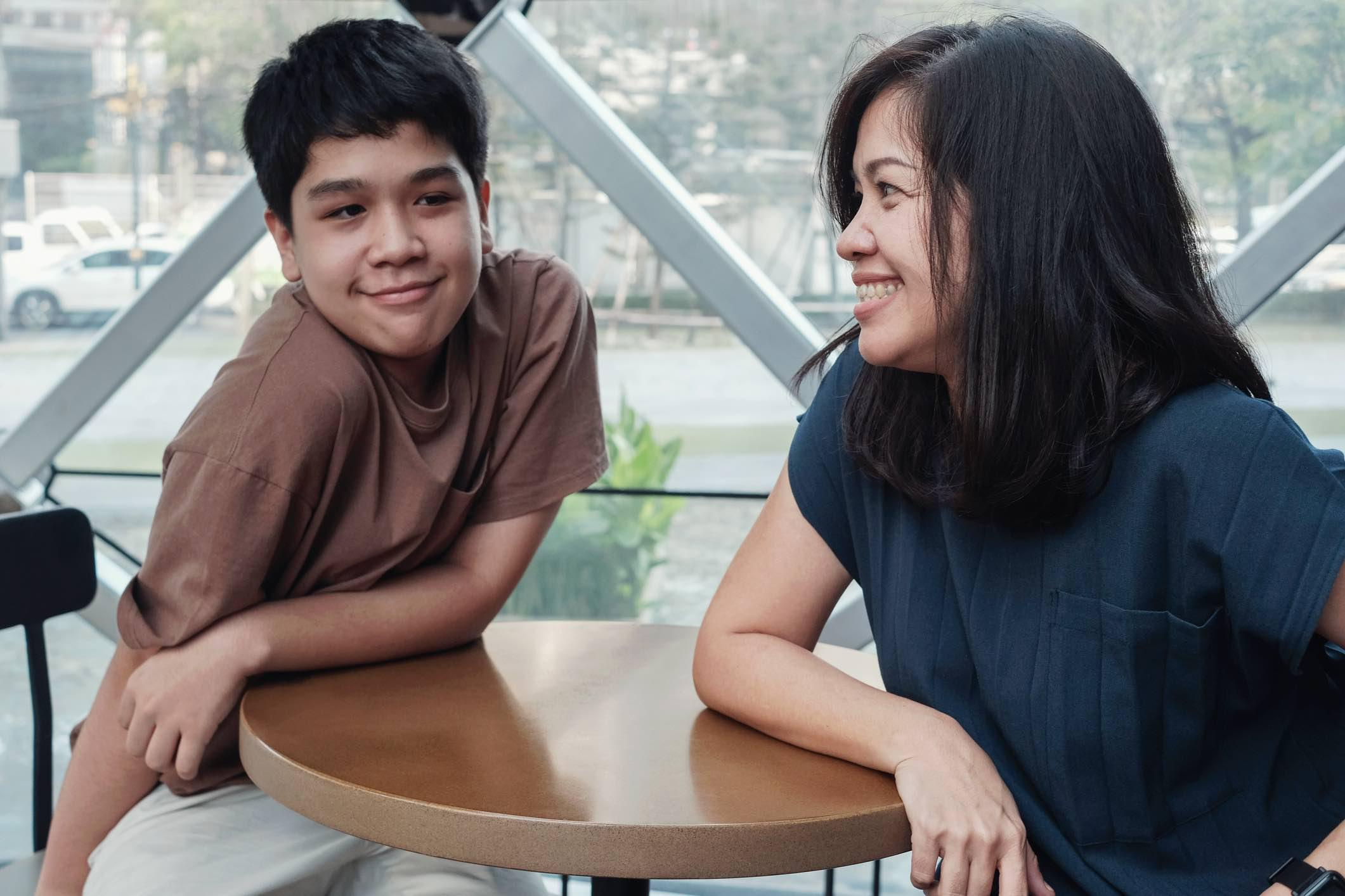 When Do Teens Feel Loved by Their Parents?