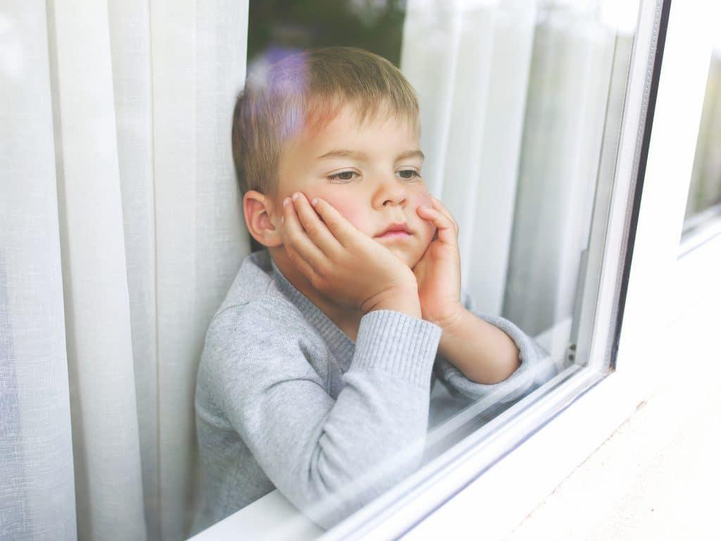 Socially Isolated Kids in COVID-19 Lockdown May Be at Greater Risk for Depression