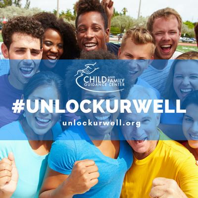 Join CFGC's #UnlockURWell Pro Mental Health Movement